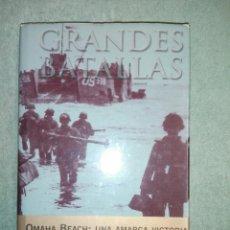 Libros de segunda mano: OMAHA BEACH: UNA AMARGA VICTORIA..2002. Lote 185698862
