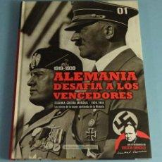 Libros de segunda mano: ALEMANIA DESAFIA A LOS VENCEDORES. BIBLIOTECA EL MUNDO. Lote 187107061
