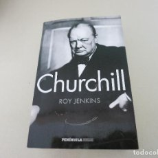 Libros de segunda mano: ROY JENKINS CHURCHILL PENINSULA BUEN ESTADO. Lote 187487663