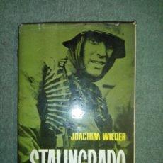 Libros de segunda mano: STALINGRAGO...1962. Lote 188430856