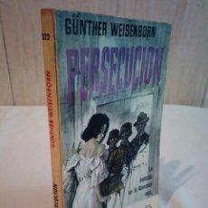 Libros de segunda mano: 484-PERSECUCION, LA DELACION EN LA ALEMANIA NAZI, GUNTHER WEISENBORN, 1963. Lote 193033875