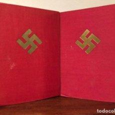 Libros de segunda mano: AUGE Y CAÍDA DEL TERCER REICH. UNA HISTORIA DE LA ALEMANIA NAZI WILLIAM L. SHIRER. 2 VOLÚM. . Lote 194615125