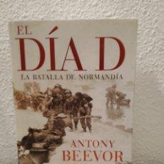 Libros de segunda mano: EL DÍA DE ANTONY BEEVOR. Lote 194637175
