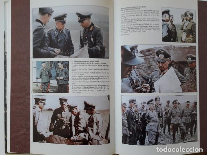 Libros de segunda mano: Panzertruppen - Les troupes blindées allemandes 1935-1945 - Foto 3 - 194663408