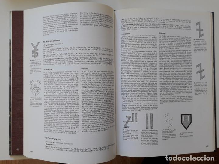 Libros de segunda mano: Panzertruppen - Les troupes blindées allemandes 1935-1945 - Foto 5 - 194663408