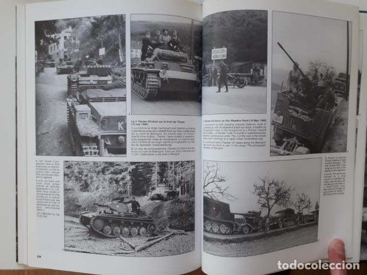 Libros de segunda mano: Panzertruppen - Les troupes blindées allemandes 1935-1945 - Foto 6 - 194663408