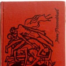 Libros de segunda mano: VIDA DE EICHMANN. JEAN POSENTHAL. LIBRO EDICIONES RODEGAR. 1963. Lote 194702668