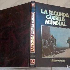 Libros de segunda mano: LIBROS: LA SEGUNDA GUERRA MUNDIAL. TOMO Nº 2. ED. SARPE. Lote 194939107