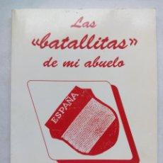 Libros de segunda mano: DIVISIÓN AZUL. LAS BATALLITAS DE MI ABUELO. MIGUEL MARTÍNEZ-MENA. GARCÍA HISPÁN EDITOR. ESPAÑA 1991.. Lote 195007050