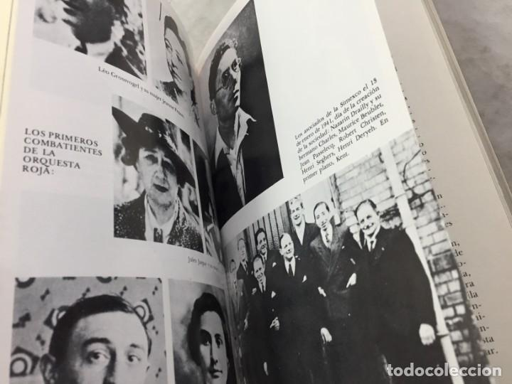Libros de segunda mano: EL GRAN JUEGO, MEMORIAS DEL JEFE DEL ESPIONAJE SOVIÉTICO EN ALEMANIA. LEOPOLD TREPPER 1977 1ª ed. - Foto 6 - 195263393