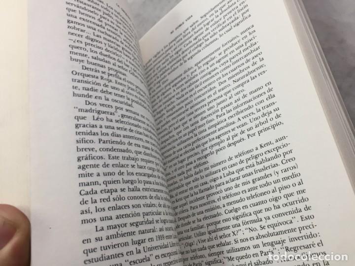 Libros de segunda mano: EL GRAN JUEGO, MEMORIAS DEL JEFE DEL ESPIONAJE SOVIÉTICO EN ALEMANIA. LEOPOLD TREPPER 1977 1ª ed. - Foto 8 - 195263393