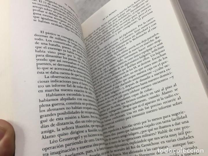 Libros de segunda mano: EL GRAN JUEGO, MEMORIAS DEL JEFE DEL ESPIONAJE SOVIÉTICO EN ALEMANIA. LEOPOLD TREPPER 1977 1ª ed. - Foto 9 - 195263393