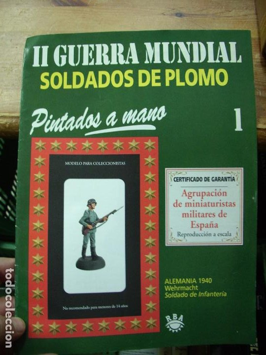 REVISTA SEGUNDA GUERRA MUNDIAL Nº 1. EP-310 (Libros de Segunda Mano - Historia - Segunda Guerra Mundial)