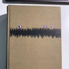Libros de segunda mano: EL DÍA D EN AFRICA-JACQUES ROBICHON. Lote 195664216