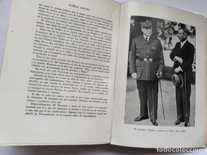 Libros de segunda mano: Habla Laval , editorial Perseo - Foto 2 - 218124155