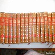 Libros de segunda mano: VV.AA LA SEGUNDA GUERRA MUNDIAL (18 TOMOS) Y99110T . Lote 196056076