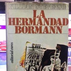 Libros de segunda mano: LA HERMANDAD BORMAN. Lote 196140828