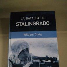 Libros de segunda mano: LA BATALLA DE STALINGRADO - WILLAIM CRAIG. Lote 196679688