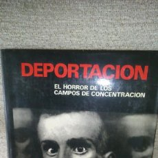 Libros de segunda mano: LIBRO ,DEPORTACION. Lote 197905906