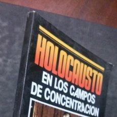 Libros de segunda mano: HOLOCAUSTO EN LOS CAMPOS DE CONCENTRACIÓN-KARL VON VEREITER-PRIMERA EDICIÓN-1979. Lote 198643977