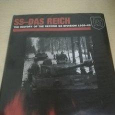 Libros de segunda mano: LIBRO EN INGLÉS - - SS DAS REICH. Lote 199119852