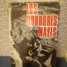 Libros de segunda mano: LOS HORRORES NAZIS. HANS RAINER. GASSÓ 1971. 432PGS. Lote 199861551
