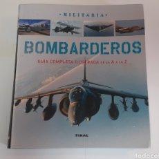 Libros de segunda mano: BOMBARDEROS DE LA A A LA Z - MILITARIA-. Lote 202810391