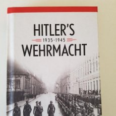 Libros de segunda mano: HITLER'S WEHRMACHT, 1935-1945 DE ROLF-DIETER MULLER. Lote 203209051