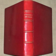 Libros de segunda mano: FUNDAMENTE DES SIEGES DIE GESAMTARBEIT DER DEUTSCHEN ARBEITSFRONT VON 1933 BIS 1940. Lote 203551385