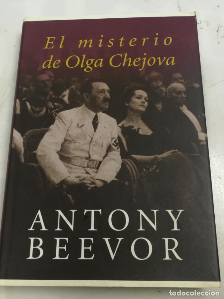 EL MISTERIO DE OLGA CHEJOVA ANTHONY BEEVOR. 1ª EDICION 2004 EDITORIAL CRITICA (Libros de Segunda Mano - Historia - Segunda Guerra Mundial)