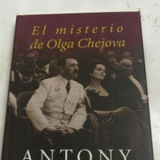 Libros de segunda mano: EL MISTERIO DE OLGA CHEJOVA ANTHONY BEEVOR. 1ª EDICION 2004 EDITORIAL CRITICA. Lote 204107391