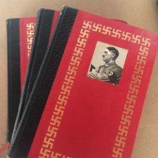 Libros de segunda mano: LA VIDA FANTASTICA DE ADOLFO HITLER 1,2 Y 3. Lote 204141447