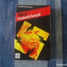 Libros de segunda mano: LIBRO ODESSA DE FREDERICK FORSYTH 1973. Lote 204158890