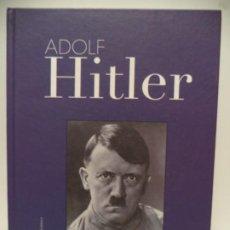 Libros de segunda mano: LIBRO HISTORIA DE ADOLFO HITLER. Lote 204427022