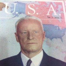 Libros de segunda mano: INFORMACIÓN DE GUERRA DE EEUU II WW - EN PORTADA, CHESTER W. NIMITZ AL ENTERARSE DE PEARL HARBOR. Lote 57166200