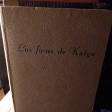 Libros de segunda mano: JOSEPH MACKIEVICZ. LAS FOSAS DE KATYN. EDICIONES PAULINAS 1960. Lote 206772891