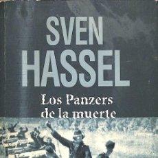 Libros de segunda mano: LOS PANZERS DE LA MUERTE. Lote 207190556