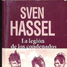 Libros de segunda mano: LA LEGIÓN DE LOS CONDENADOS. Lote 207190798