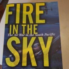 Libros de segunda mano: FIRE IN THE SKY: THE AIR WAR IN THE SOUTH PACIFIC DE ERIC M. BERGERUD. Lote 207355166