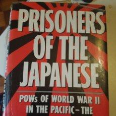 Libros de segunda mano: PRISONERS OF THE JAPANESE, POW'S OF: POWS OF WORLD WAR II IN THE PACIFIC DE GAVAN DAWS. Lote 207355218