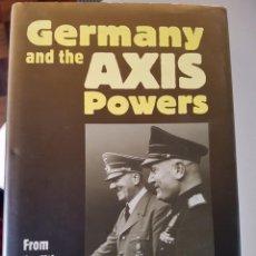 Libros de segunda mano: GERMANY AND THE AXIS POWERS: FROM COALITION TO COLLAPSE (MODERN WAR STUDIES) DE RICHARD L. DINARDO. Lote 207848330