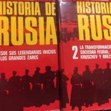 Libros de segunda mano: HISTORIA DE RUSIA (FRANCO MARTINELLI). Lote 207852593