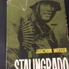 Libros de segunda mano: STALINGRADO. JOACHIM WIEDER.. Lote 208359698