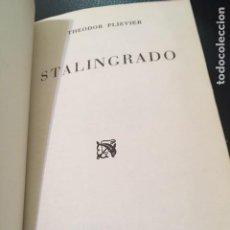 Libros de segunda mano: STALINGRADO. THEODOR PLIEVIER.. Lote 208360478
