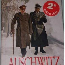 Libros de segunda mano: AUSCHWITZ LOS NAZIS Y LA SOLUCIÓN FINAL. LAWRENCE REES. Lote 208593702