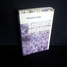 Libros de segunda mano: HAMPTON SIDES - SOLDADOS DEL OLVIDO, LOS ULTIMOS SUPERVIVIENTES DE BATAAN - SALVAT 2003. Lote 209350533