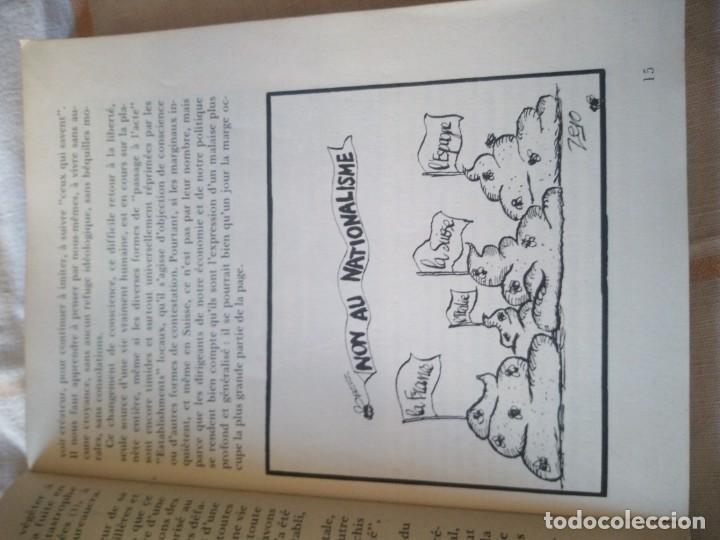 Libros de segunda mano: le petit livre vert-de gris narcisse rené praz,1973 en frances - Foto 5 - 209874970