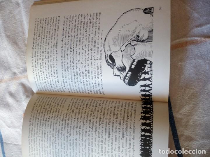 Libros de segunda mano: le petit livre vert-de gris narcisse rené praz,1973 en frances - Foto 6 - 209874970