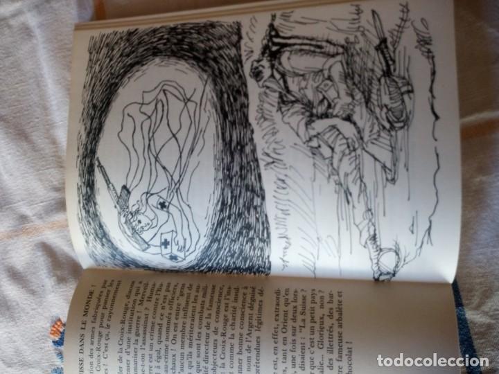 Libros de segunda mano: le petit livre vert-de gris narcisse rené praz,1973 en frances - Foto 8 - 209874970