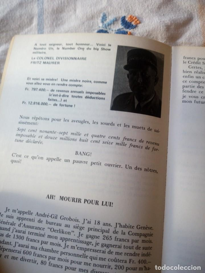 Libros de segunda mano: le petit livre vert-de gris narcisse rené praz,1973 en frances - Foto 9 - 209874970